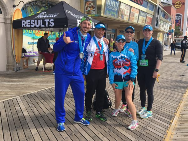 Atlantic City April Fools Half Marathon Training Group